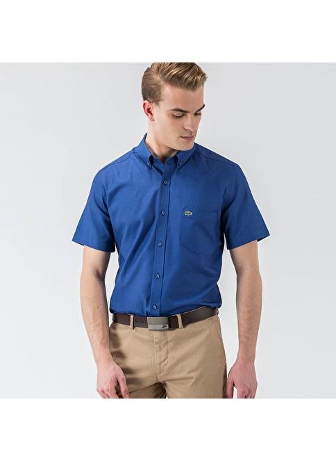 Lacoste Kısa Kollu Gömlek Renkli